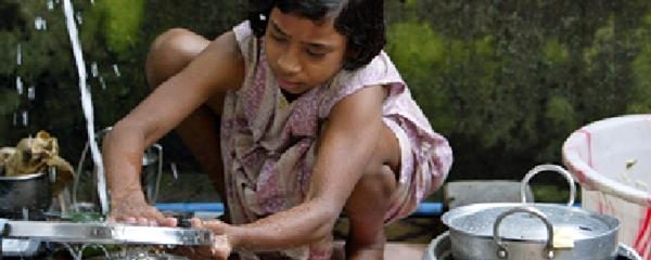 domestic child labour