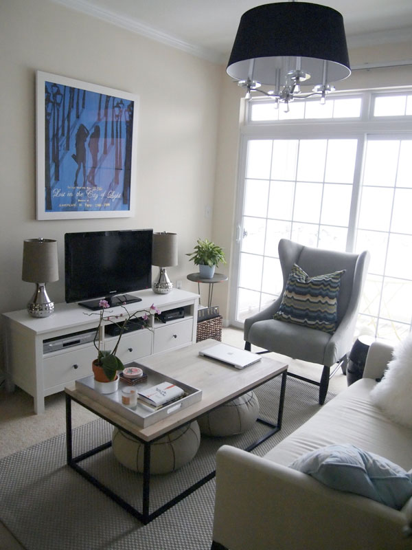 My idea of a living room