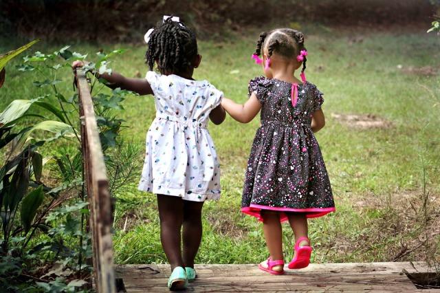 Bonds of childhood friendship