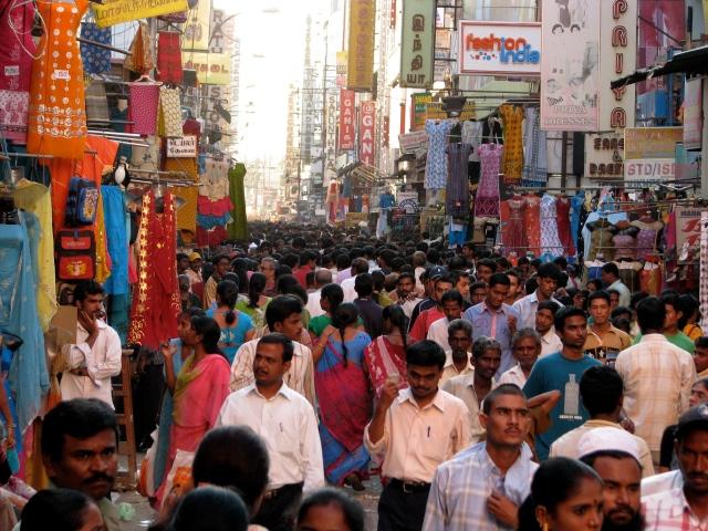 T.Nagar Market